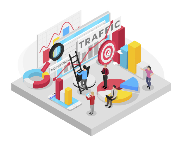 Red Crow Marketing increases traffic with SEO