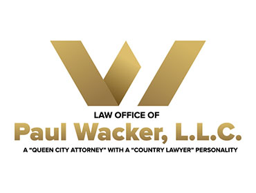Red Crow Marketing Portfolio - Paul Wacker Law Logo TN