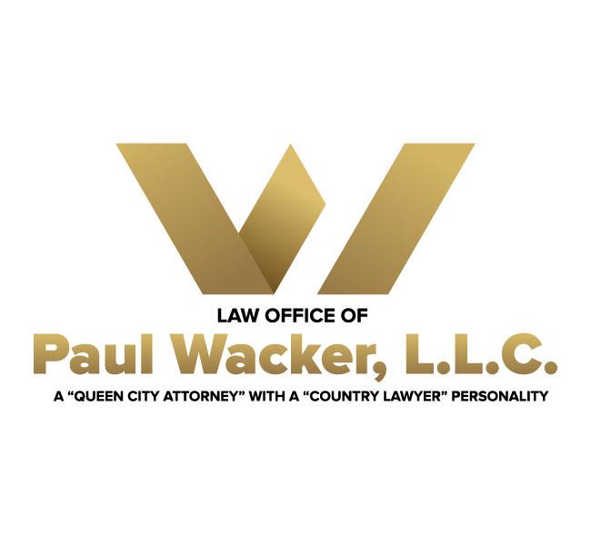 Red Crow Marketing Portfolio - Paul Wacker Law Logo