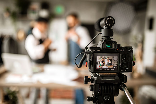 Corporate Video Production Services Red Crow Marketing