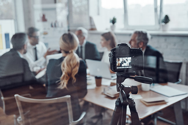 Corporation Video Production Services Red Crow Marketing